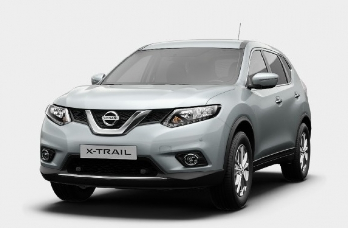 nissan x trail 4wd acenta premium offerta stock ng group. Black Bedroom Furniture Sets. Home Design Ideas