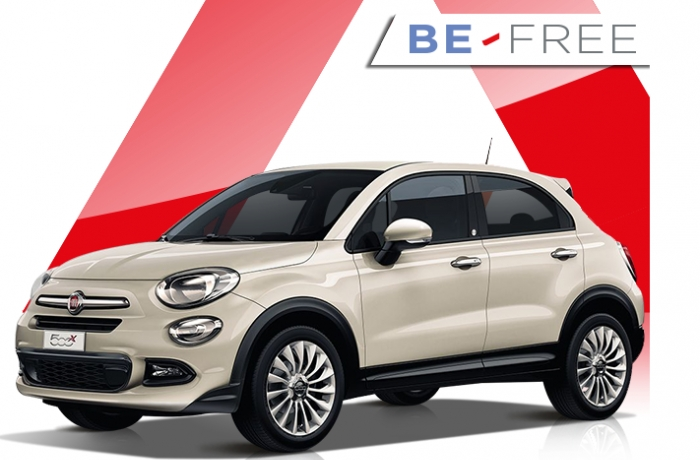 fiat 500x city look s1 1 3 mjet 95cv 4x2 popstar be free offerta be free ng group. Black Bedroom Furniture Sets. Home Design Ideas
