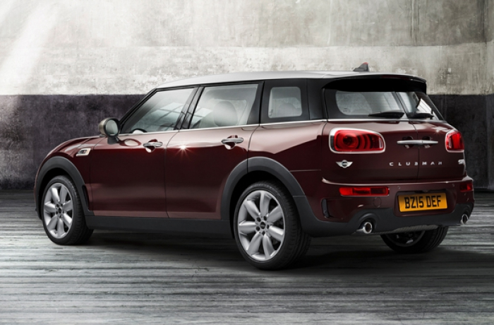 Mini clubman 1.5 d business  automatica