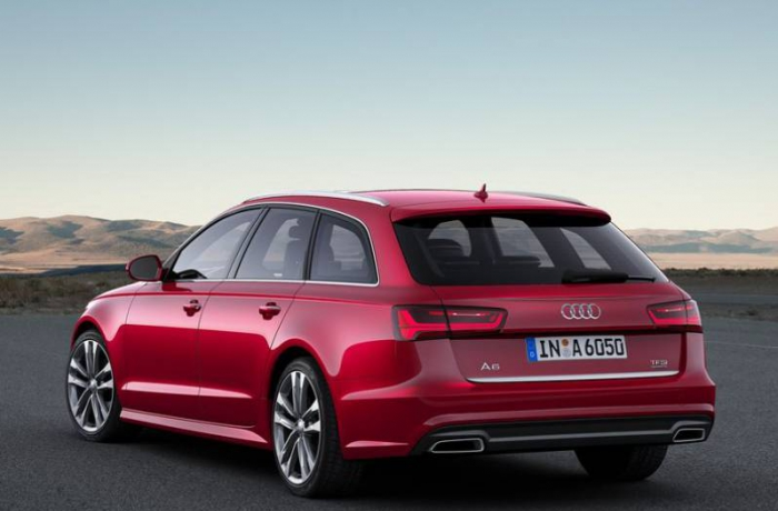 Audi A6 Sw 2.0 190 Cv Diesel 4x4 Business Plus