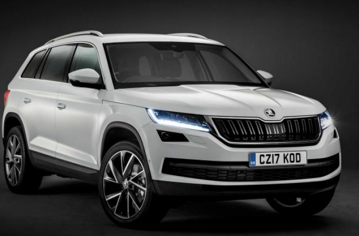 nuovo suv skoda kodiaq 2 0 d automatica ambition ng group. Black Bedroom Furniture Sets. Home Design Ideas