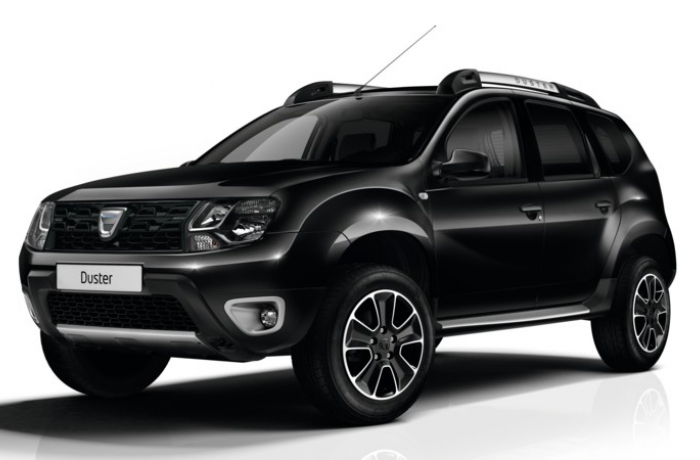 dacia duster gpl 115 cv limited edition black ng group. Black Bedroom Furniture Sets. Home Design Ideas