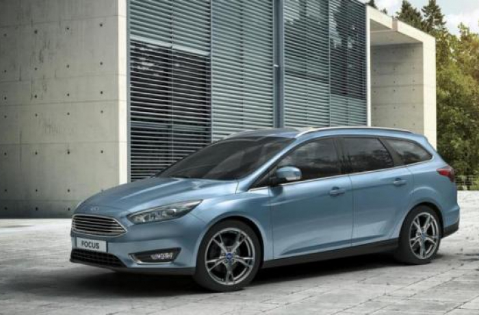 FORD FOCUS SW 1.5 DIESEL AUTOMATICA BUSINESS