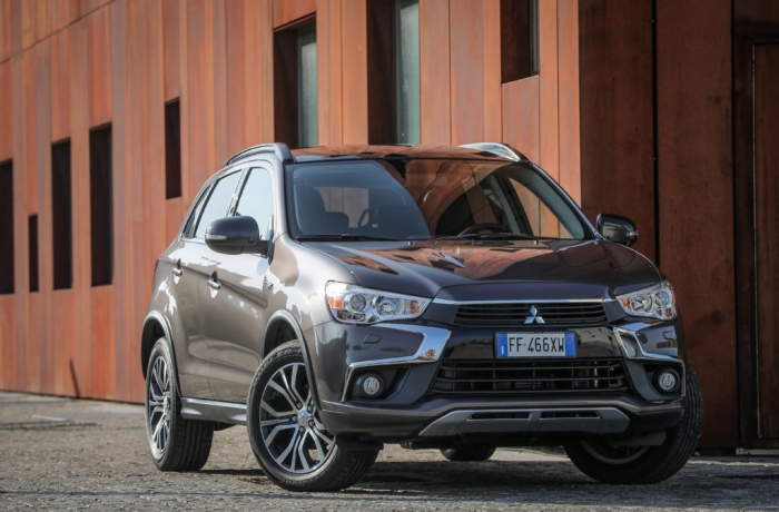 Mitsubishi Asx 1.6 d 4wd instyle panoramic