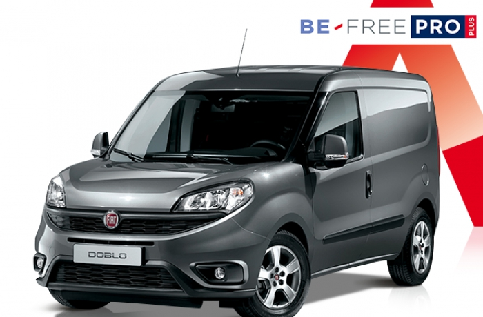 fiat nuovo dobl cargo euro 6 be free pro plus offerta be free ng group. Black Bedroom Furniture Sets. Home Design Ideas