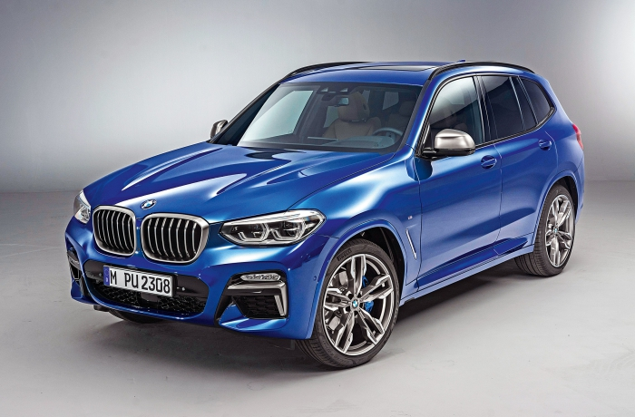 New BMW X3 2.0 d x drive  advantage business aut.